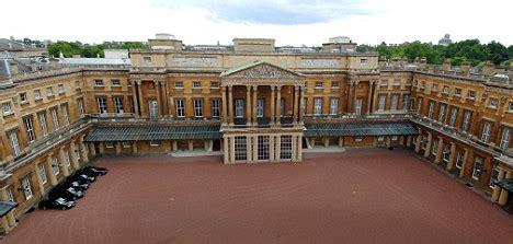 when was buckingham palace built buckingham palace tops list of dirty dozen london