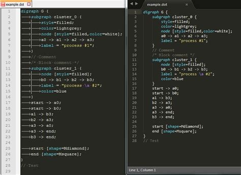 sublime text 3 theme for notepad sublime syntax and theme package reader notepad community