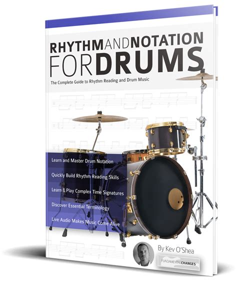 drum tutorial books drum notation fundamental changes fundamental changes