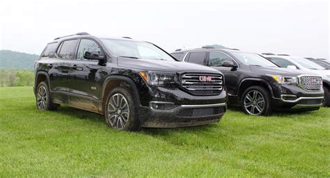 gmc acadia vs terrain gmc terrain vs acadia autos post