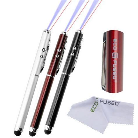 Infiniter Cellulaser Laser Pointer Smartphone Connect Stylus stylus pen bundle three 3 in 1 laser pointer led flashlight and stylus pens compatible