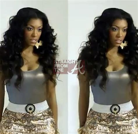 image of porsche williams without hair weave pictures of porsha stewart without weave porsha stewart s