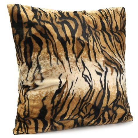 animal print couch covers leopard animal print pattern pillow case sofa waist throw