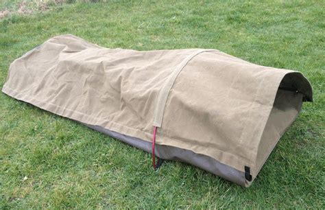 canvas bed roll adventurer bedroll australian swag with pole lochen
