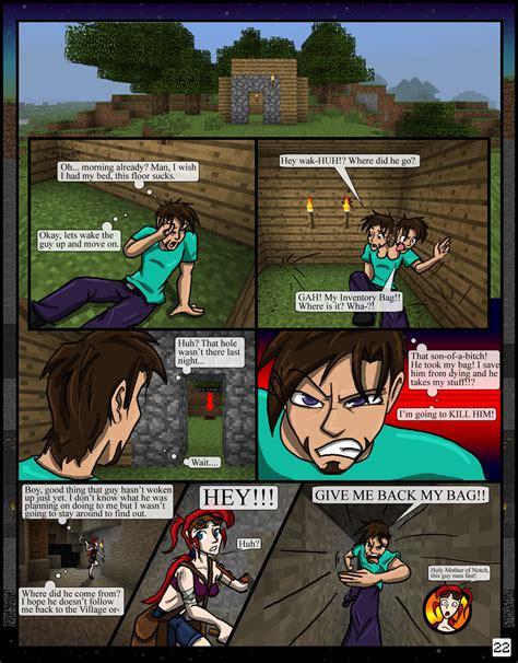 Story Runners Awakening by Minecraft The Awakening Pg22 By Tomboy Comics On Deviantart
