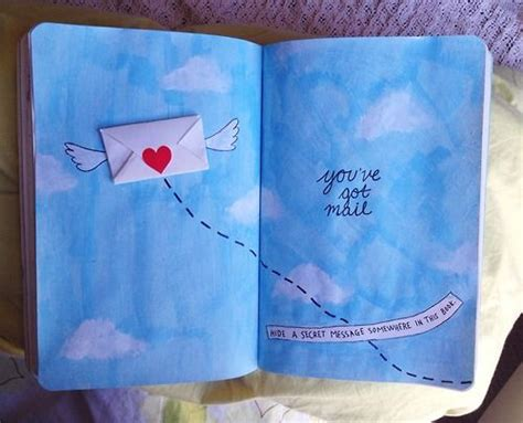 Somewhere To Hide Your Secrets by 1000 Ideas About Wreck It Journal On Wreck