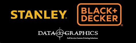 stanley black decker stanley black and decker data graphics inc
