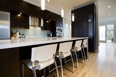 Kitchen Cabinets Colors 2014 extra tall bar stools kitchen contemporary with breakfast