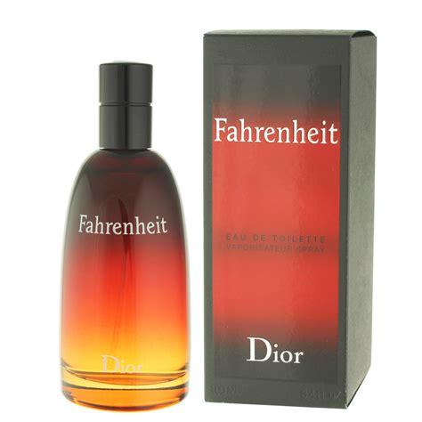 Parfum Original Fahrenheit 100ml Edt christian fahrenheit eau de toilette 100 ml fahrenheit christian marken