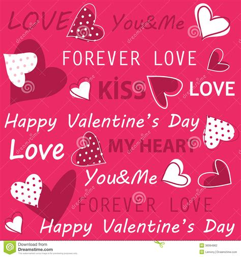 happy valentines e card s day stock photography image 36994962
