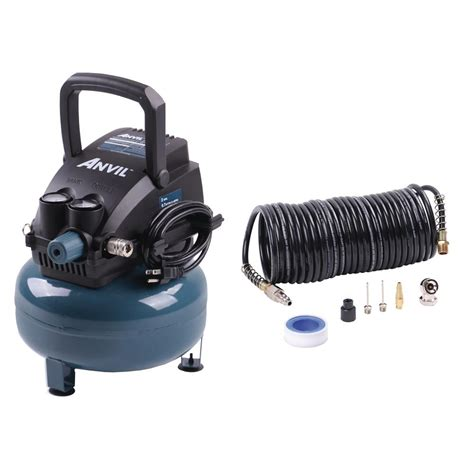 2g pancake air compressor with 7 pieces accessories kit 871613009595 ebay