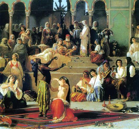 ottoman slaves explore turkey harem the women slaves