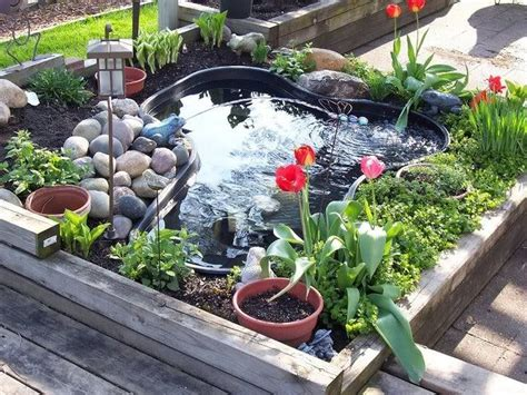 Raised Garden Pond Ideas Images Of Raised Pond Kits Landscaping Gardening Ideas