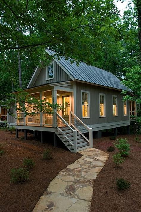 pine mountain s big footprint low impact callaway cottage