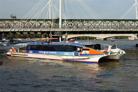 thames clipper river boat express cyclone clipper thames clippers river thames london