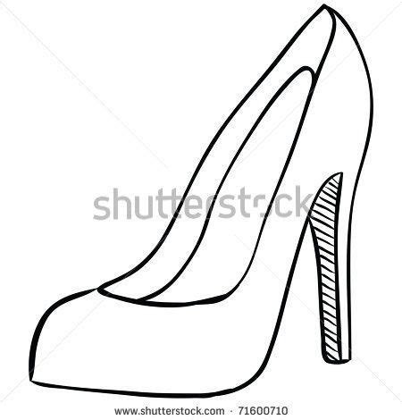 shoe template for card 51 best images about template on gift card