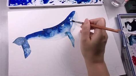 watercolor orca tutorial 672 best images about art watercolor watercolor pencils