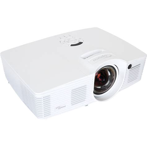Optoma Projector L by Optoma Technology Gt1080 Throw Dlp Gaming Projector
