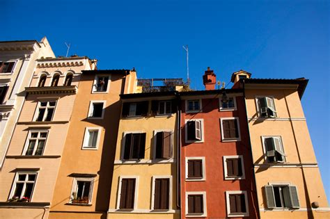 houses in rome