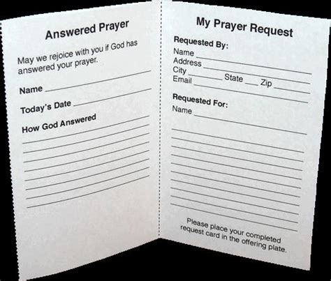 4x2 prayer card template 17 best images about work on faith bible
