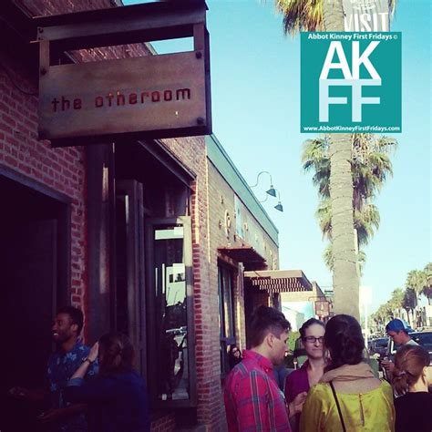 the in the other room start your labor day weekend at fridays venice september 4 2015 abbot kinney