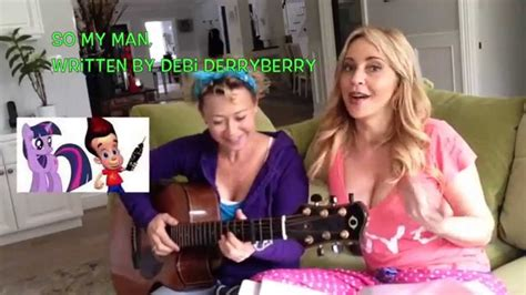 tara strong singing tara strong debi derryberry sing quot so my man quot youtube