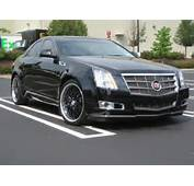 Picture Of 2008 Cadillac CTS 36L SIDI Exterior