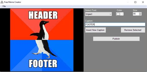 Free Meme Creator - the best meme generators for windows 10