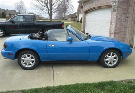 used 1990 mazda mx 5 miata for sale in montana