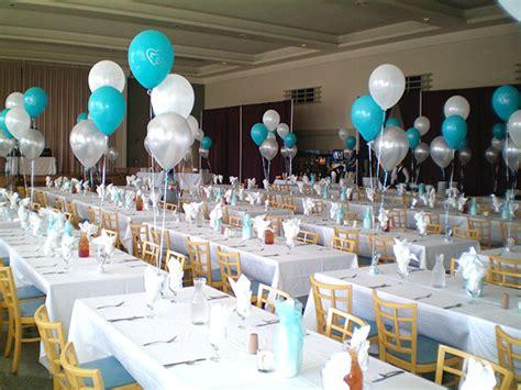 Balloon Decoration For Wedding Reception by Wedding Balloons In Denver