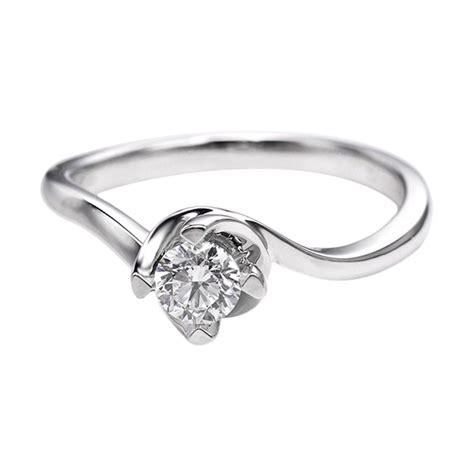 Cincin Emas Berlian 027 Carat Fashion Wanita jual tiaria dhtxdfj027 perhiasan cincin emas putih dan