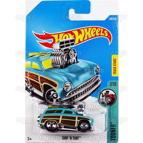Hotwheels Surf N Turf camco toys distributor for the wheels