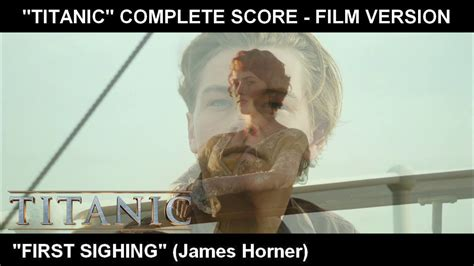 film titanic complet en arabe youtube titanic quot first sighing quot complete score film version