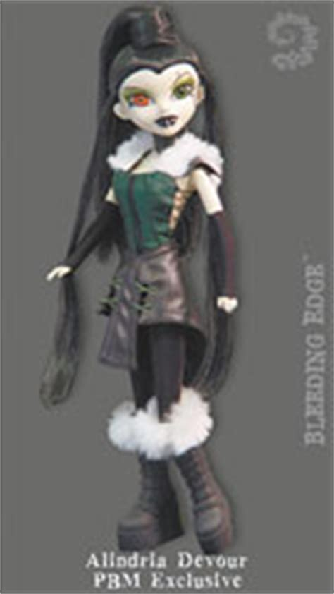 Fashion Alindra begoths fashion dolls series 6 12 inch calendar figure poster picture standup