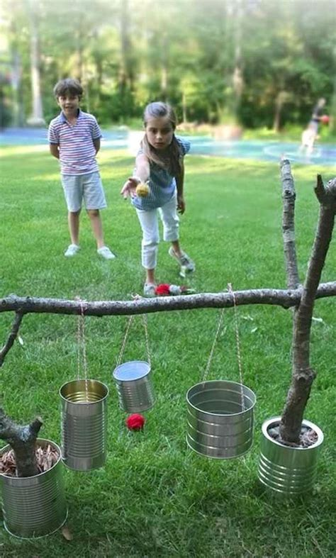 32 fun diy backyard games to play for kids adults bags tins and backyards
