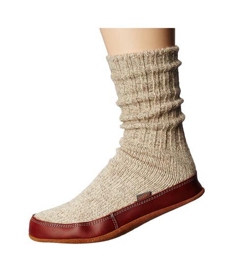 astronaut slipper socks acorn slipper sock zappos free shipping both ways