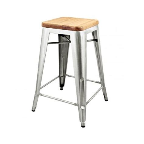 replica tolix counter stool with backrest tolix bar stool gunmetal replica tolix bar stool 75cm