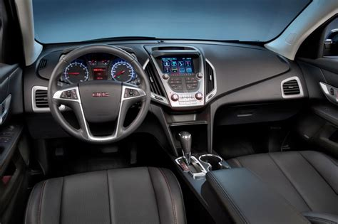 Gmc Interior by 2017 Gmc Terrain Get Just A Cosmetic Changes