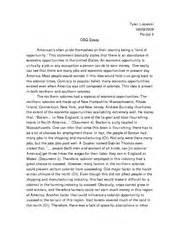Sample Dbq Essay Dbq Essay T Yler L Isowski Period 5 Dbq Essay A Mericans
