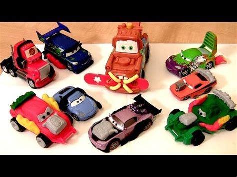 Play Doh Cars 2 Mold N Go Speedway play doh cars mold n go speedway tuners cars wingo with flames snot rod boost dj pixar