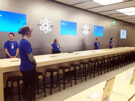 apple store help desk a new apple store interior stockholm