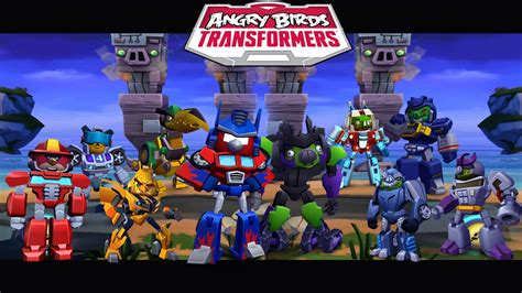 Morph Into A Character With St Transformer by Angry Birds Transformers Hack Cheats And Tips Park