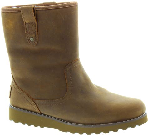 ugg waterproof boots ugg redwood waterproof boots in chestnut in chestnut