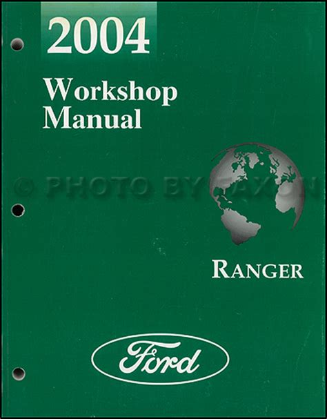 service manual how to clean 2004 ford ranger throttle service manual how to clean 2004 ford 2004 ford ranger shop manual original workshop repair service edge tremor xl xlt ebay
