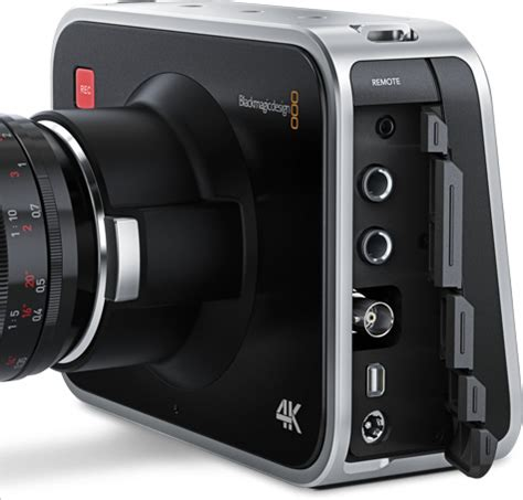 making sense of the new blackmagic production camera and
