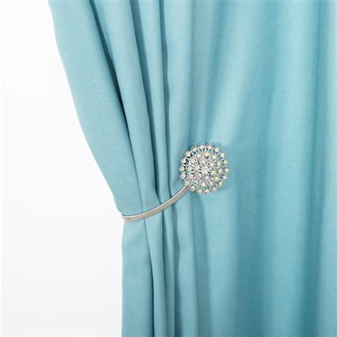magnetic drapes magnetic curtain holdbacks