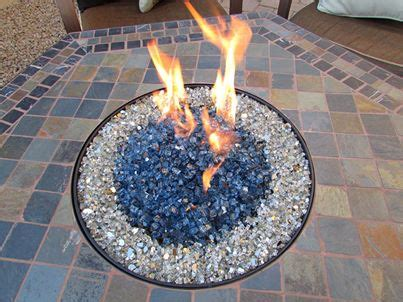 pit glass nuggets glass nuggets for your fireplace