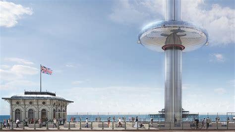 Kitchen Design Sussex by British Airways I360 West Pier Observation Tower Brighton
