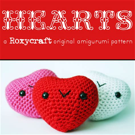 free pattern heart amigurumi amigurumi heart pattern make
