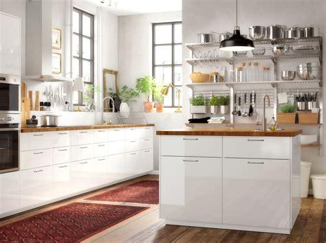 Ikea White Kitchens Images by Keuken Ikea